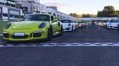Porsche Club Interseries, adrenalina per tutti