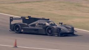 Dallara P217 LMP2: obiettivo Le Mans