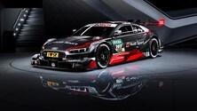 Le forme della nuova Audi RS5 Coupé DTM 2017