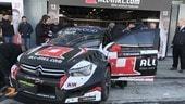 WTCC: Huff guida la prima giornata di test a Monza