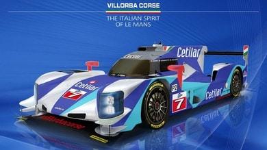 Villorba Corse, la sfida italiana a Le Mans svela la Dallara