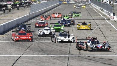 IMSA: tripletta Cadillac alla 12 Ore di Sebring, vincono i Taylor con Lynn