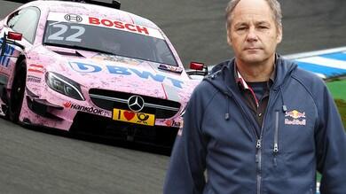 Gerhard Berger è il nuovo boss del DTM