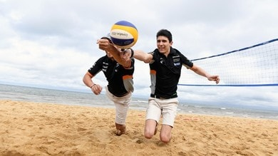 Formula 1 Australia: beach, surf e hockey prima del via
