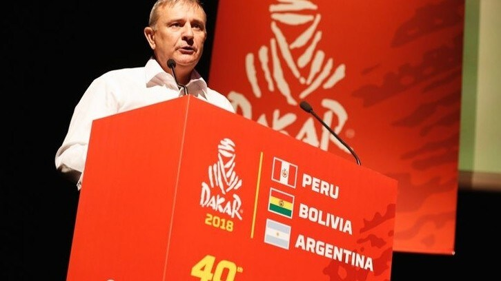 Dakar 2018, si parte dal Peru