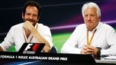 Formula 1 Australia, Whiting: