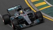 Formula 1 Australia: le libere del venerdì nel nome di Hamilton