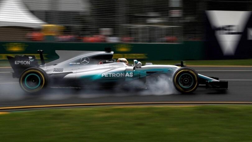 Hamilton, vorrei sfidare Vettel