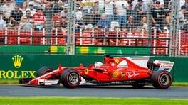 La Ferrari ha il bottone magico e Seb finalmente sorride