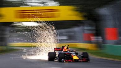 "F1 Australia, Verstappen: ""Weekend difficile finora"""