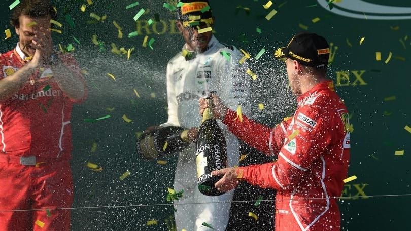 Formula 1 Australia, resurrezione Ferrari