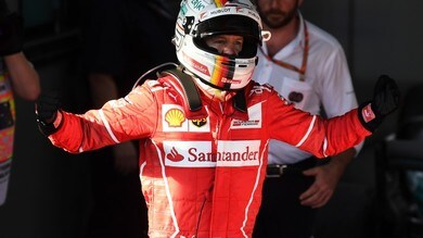 Formula 1 Australia, trionfo Vettel le foto
