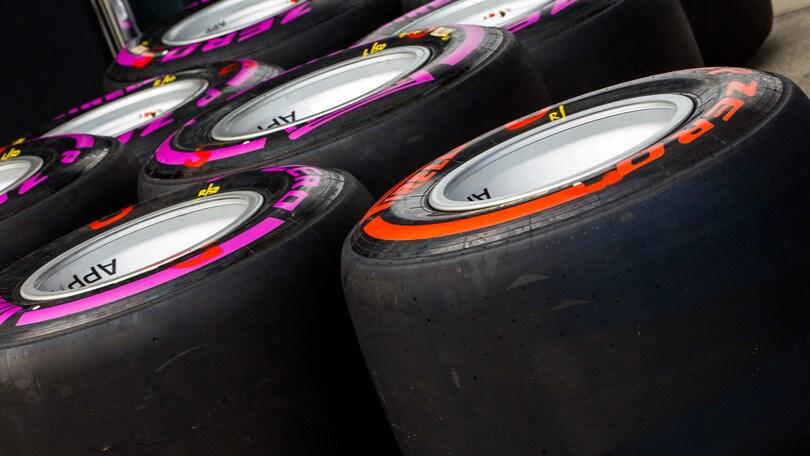 Formula 1 Cina, Pirelli: nuove mescole da bagnato a Shanghai ...