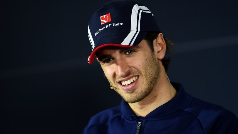 Formula 1 Cina, Giovinazzi: