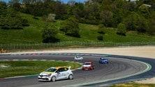 Renault Clio Cup, al Mugello