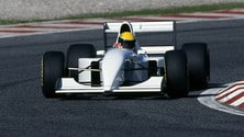 Senna e Lamborghini, l'amore di tre giorni
