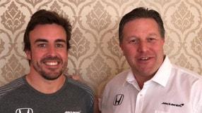 500 Miglia Indianapolis: Alonso lancia la sfida