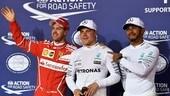 F1 Bahrain, Bottas centra la prima pole: foto