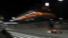 Formula 1 Bahrain, Vettel vince nel deserto: foto