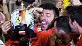 Formula 1 Bahrain, Vettel in trionfo: foto
