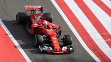 Test Formula 1 Bahrain: le foto del giorno 1
