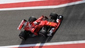 Test F1 Bahrain, Giovinazzi chiude il 1° giorno alle spalle di Hamilton