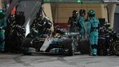Formula 1, la strategia è il punto debole della Mercedes