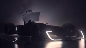 Renault immagina la Formula 1 del 2027