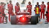 Test Formula 1 Bahrain, le foto del giorno 2
