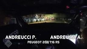 Targa Florio, on board sulla Peugeot di Andreucci