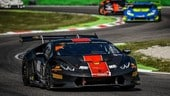 Breukers e Jefferies inaugurano il Lamborghini Super Trofeo a Monza