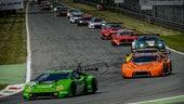 Blancpain GT Series, a Monza si impone la Lamborghini