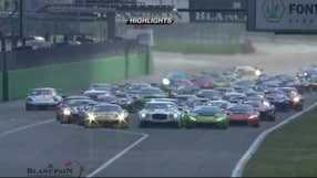 Blancpain Endurance - Monza: Toro scatenato