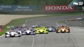 Indycar - Barber Park: la spunta Newgarden
