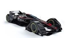 Le F1 del futuro, tra protezioni, halo e parabrezza