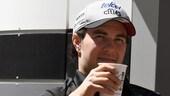 """Formula 1 Russia, Perez: """"Power unit Ferrari alla pari con Mercedes"""""""
