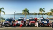 WRC, il Rally d'Argentina in diretta streaming