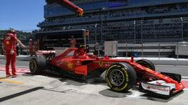 Formula 1 Russia, Rosse protagoniste del venerdì