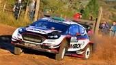 WRC, Evans leader a sopresa del Rally d'Argentina