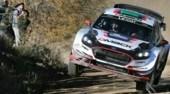 WRC, Evans chiude in testa la prima tappa del Rally Argentina