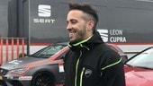"""Dovizioso: """"Vorrei fare una gara con la Seat Leon Cupra"""""""