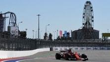 Formula 1 Russia: Vettel davanti anche nelle libere 3