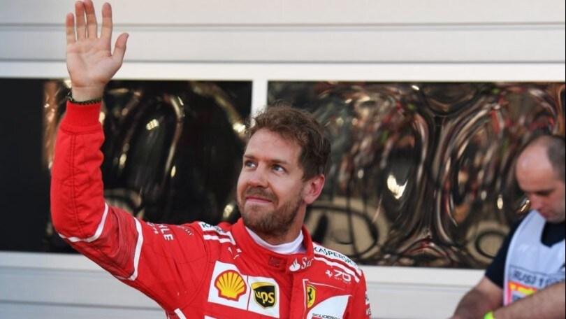 Formula 1 Russia, prima fila Ferrari a Sochi
