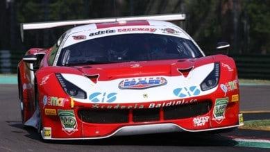 GT Italiano,successo Ferrari in gara-1 a Imola