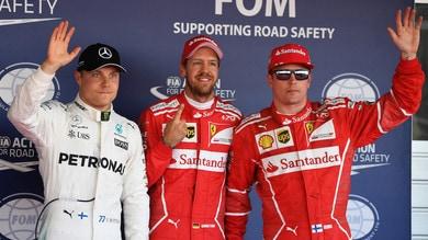 Analisi sabato: l'Armata Rossa avanza, ma Mercedes non è battuta