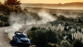 WRC, Evans resiste in testa al Rally di Argentina