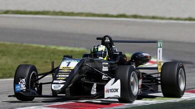 Fia F3 European Championship, Eriksson resiste in gara 2