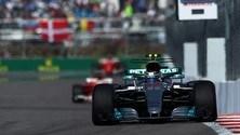 F1 Russia: fuga per la vittoria di Bottas davanti a Vettel