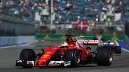 """Vettel non cerca scuse: """"È stata la giornata di Valtteri"""""""