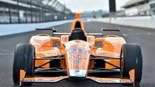 Indy 500, la McLaren Honda Andretti di Alonso
